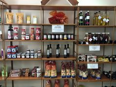 Intirior gourmet shop at Mini Boutique, Greece, Bring It On, Shop, Ideas, Products, Gourmet, Home, Greece Country