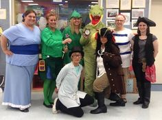 This Peter Pan pack | 18 Teachers Who Totally Won The Halloween Costume Game