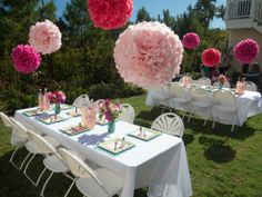 Outside Party Decor Baby Shower Ideas Outside Birthday Parties – Party Decorations 2020 Gender Reveal Party Decorations, Bridal Shower Decorations, Birthday Party Decorations, Backyard Party Decorations, Idee Baby Shower, Baby Shower Themes, Shower Ideas, Flamingo Baby Shower, Backyard Bridal Showers