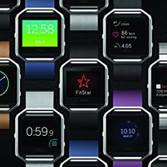 """Fitbit smartwatch the end of the fall, the model is """"really not sexy."""""""