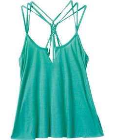 Erase Me Tank Top in Seagreen | RVCA Women's Spring 2014