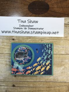 Cool Cards, Diy Cards, Sea Pictures, Beach Cards, Slider Cards, Card Sayings, Stamping Up Cards, Animal Cards, Masculine Cards