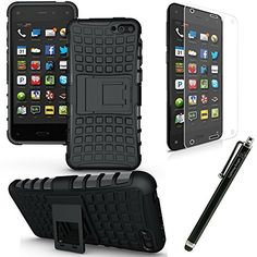 LK Amazon Fire Phone Rugged Armor Spider 2 in 1 Combo Defender Hybrid Case Built-in Kickstand with Free Screen Protector & Stylus (Hybrid Case Black) Reviews - http://www.knockoffrate.com/cell-phones-accessories/lk-amazon-fire-phone-rugged-armor-spider-2-in-1-combo-defender-hybrid-case-built-in-kickstand-with-free-screen-protector-stylus-hybrid-case-black-reviews/