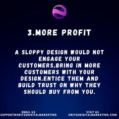 A sloppy design would not engage your customers,bring in more customers with your design.Entice them and build trust on why they should buy from you. Small Business Week, Small Business Consulting, Small Business Marketing, Packaging Company, Packaging Design, Album Cover Design, Product Label, Label Design, Digital Marketing