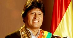 """Bolivia's President Evo Morales has been highlightinghis government's independence from international money lending organizations and their detrimental impact the nation,the Telesur TVreported. """"A day liketodayin 1944 ended Bretton Woods Economic"""