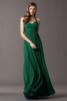 Love this style - all sizes too - Watters Maids Dress Mulberry Style 4513 | Watters.com