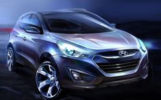 Nice Hyundai 2017: I just drooled a little - Hyundai Tucson concept.... cars Check more at http://carboard.pro/Cars-Gallery/2017/hyundai-2017-i-just-drooled-a-little-hyundai-tucson-concept-cars/
