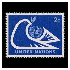 UN Peace Dove, 1970s