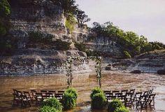 Riverbed ceremony