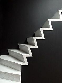 #stairs #concrete #architecture