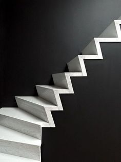 Concrete stairs | Betonnen trap #betondesign