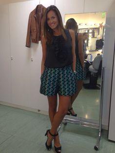 Michela Coppa in P.A.R.O.S.H. !!! Love it ❤!