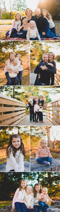 Dawes Arboretum - Newark, Ohio - Granville, Ohio - Photographer - Photography - Family Portraits - Posing - Nikon D7100 - Children - Portraits - Baby - Infant - Natural Light - Outdoor Photography - Film - Fall - Autumn