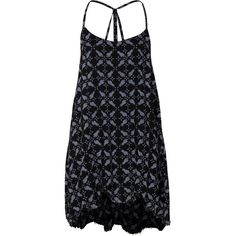 Hurley Madison Dress (77 BRL) ❤ liked on Polyvore featuring dresses, hurley, drapey dress, drape dress and hurley dresses