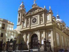 La Basílica de Nuestra Señora de la Merced es uno de los templos católicos más antiguos de la ciudad de Buenos Aires.