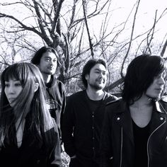 MONO : this Japanese post-rock band is best explained as visual art for the ears.