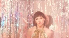 Carly Rae Jepsen's 'Boy Problems' is all glitter and girl power http://ift.tt/1V9eL1z  Carly Rae Jepsen has given us another piece of pop music perfection from her so-good-it-hurts third studio albumEMOTION. This time its avideo for Boy Problems that might show the best girl-power party since Girls Just Wanna Have Fun.  While the songs about you guessed it boy problems theres not a single boy in the clip. There is however a dance party that seems straight out of 1985 a cameo from Tavi…