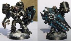 Iron Hand Ironguard Veteran