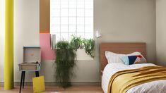 Flexa 'Act' Palette Furniture, Perfect Place, House, Color, Decoracion, Palette, Home Decor, Bed, Dulux Colour