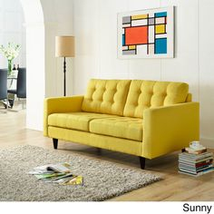 Empress Loveseat - Overstock™ Shopping - Great Deals on Modway Sofas & Loveseats