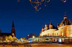 Musis Sacrum Arnhem by night...