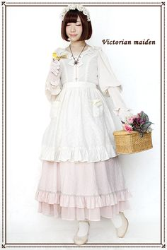 New items reservation from Victorian Maiden - Peacefulworld