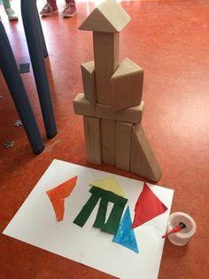 Karel klus bouwt een huis