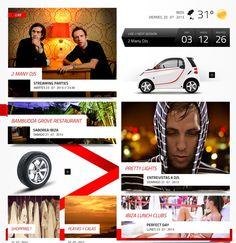 Todo sobre las fiestas y las playas de Ibiza en el site de Smart Ushuaïa