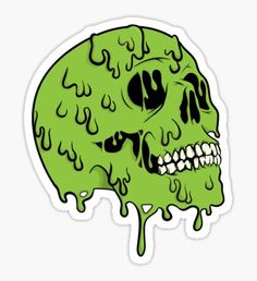 Horror stickers featuring millions of original designs created by independent artists. Stickers Cool, Stickers Kawaii, Tumblr Stickers, Printable Stickers, Laptop Stickers, Hamilton Wallpaper, Applis Photo, Halloween Stickers, Skateboard Art