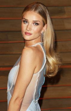 Rosie Huntington-Whiteley Picture 147 - 2014 Vanity Fair Oscar Party