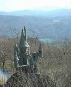 Ive lived in NC all my life and never knew this place existed!.....Land of Oz theme park at Emerald Mountain Properties and Vacation Rentals at Land of Oz