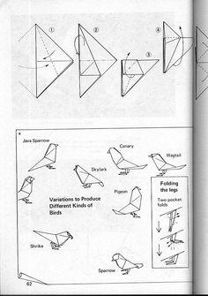 Kunihiko Kasahara - Origami Made Easy 61_page61