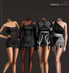 Sims 4 Mods Clothes, Sims 4 Clothing, Sims Mods, Clueless Outfits, Kpop Fashion Outfits, Stage Outfits, Sims 4 Cc Eyes, Sims Cc, The Sims 4 Packs