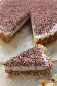 Gluten free dairy free sugar free banofi pie