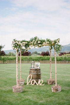 Inspira tu boda en la vendimia