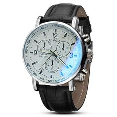 Free shipping Leather Case, Pu Leather, Brown Band, Digital Watch, Fashion Watches, Watches For Men, Analog Watches, Quartz, Ebay