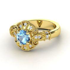 round-blue-topaz-14k-yellow-gold-ring-with-diamond