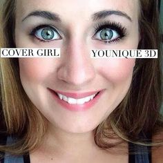 The Younique Difference! Try our 3D Lashes+ Today!