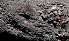 Pluto's Bizarre 'Ice Volcano' Seen Up Close In Latest New Horizons Image
