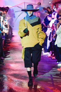 Raf Simons | Menswear - Spring 2018 | Look 33