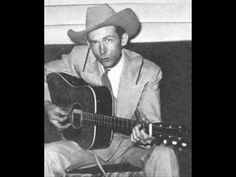 Why Don't You Love Me - Hank Williams ~ What can I say.... I love the HANKSTER ! Simple lyrics combined with simple music equals timeless classics !