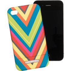 Great chevron cover phone cover ... For when I get my iPhone back.