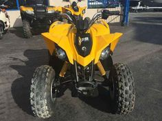 Used 2014 Can-Am DS 90 ATVs For Sale in Florida. 2014 Can-Am DS 90, Used 2014 Can-Am DS90<br><br>Save big on this hardly used youth ATV for kids 14 & up. Maybe 10 hours of use. <br><br>Riva Motorsports Miami<br>Financing Available Trade-Ins Welcome<br><br>DS<br>The Can-Am DS 90 (ages 10+) keep kids from worrying about shifting gears or getting off the vehicle to go in reverse because the CVT transmission is a forward-neutral-reverse design. And long travel suspension makes for a smoother…