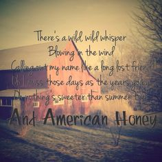 {Lyrics by Lady Antebellum ~ picture by Vauldr}