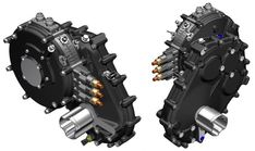 YASA motor with Gearbox