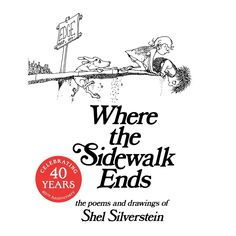 Where the Sidewalk Ends : The Poems and Drawings of Shel Silverstein (Hardcover)