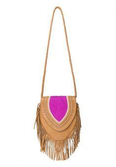 CAMEL TALLOW BAG
