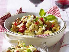 Partysalate - gern gesehene Buffet-Gäste - tortellini-salat