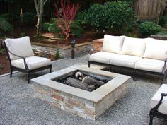 Gravel Backyard Ideas | Custom Designed Patios