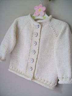 my gauge is correct x at with needles but the cardi is huge cardi width = : it's a french months size, not a months ! pattern needs a lace chart… I drew it. Baby Boy Knitting Patterns Free, Baby Cardigan Knitting Pattern, Knitted Baby Cardigan, Hoodie Pattern, Baby Patterns, Crochet Patterns, How To Purl Knit, Baby Sweaters, Marie